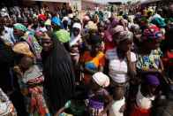Boko Haram Returns 110 Kidnapped Nigerian Girls, But With Warning, 'Don't Send Them To School Again'