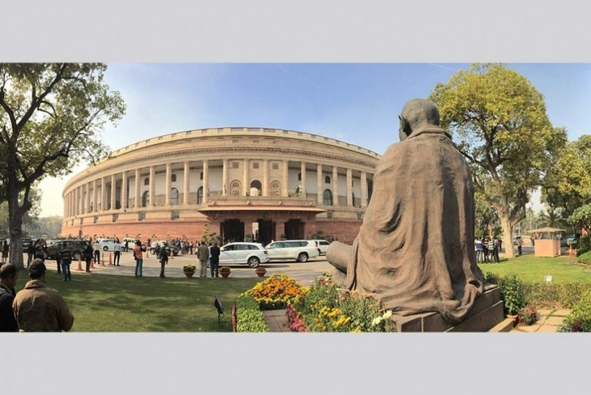 Parliament Proceedings Washed Out For 14th Day In A Row