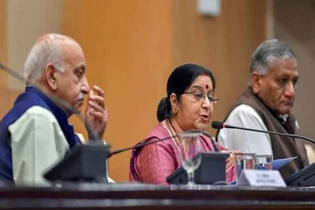 Congress To Move Privilege Motion Against Swaraj For 'Misleading' Rajya Sabha On Death of Indians In Iraq