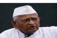 Anna Hazare Joins Farmers Crusade Against Agrarian Crisis, Starts Indefinite Hunger Strike