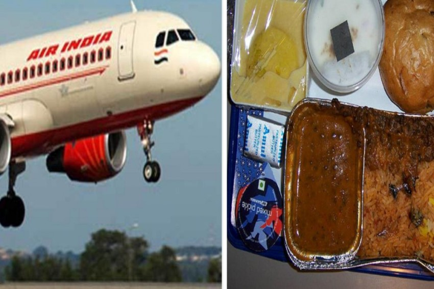 Air India Crew Member Slaps Junior Colleague For Serving Non-Vegetarian Food To Passenger