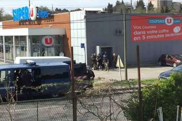 France Siege: Suspected ISIS Gunman, Who Killed Two, Shot Dead By Police