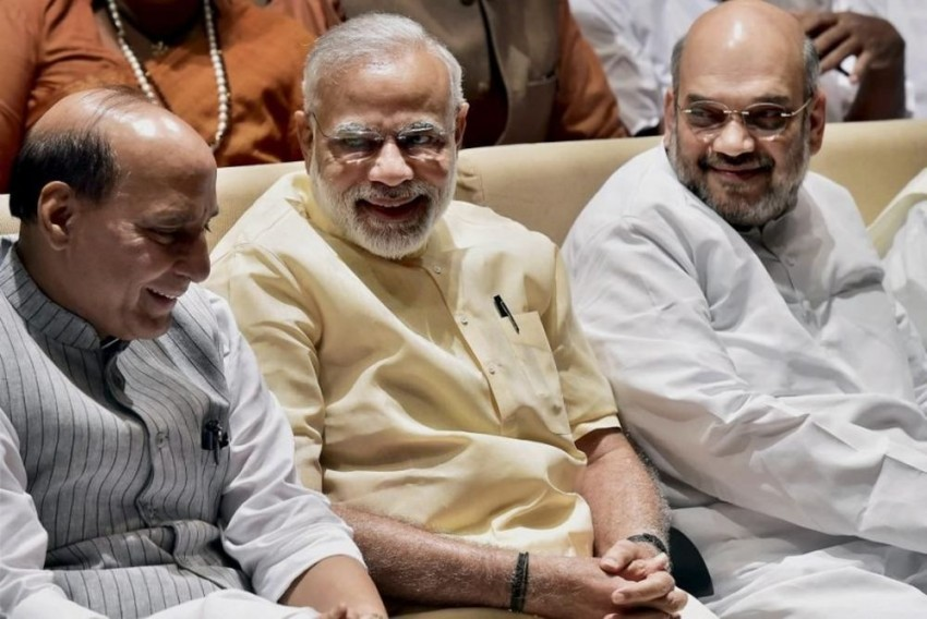 With 69 Seats, BJP Consolidates Position As Largest Party In Upper House
