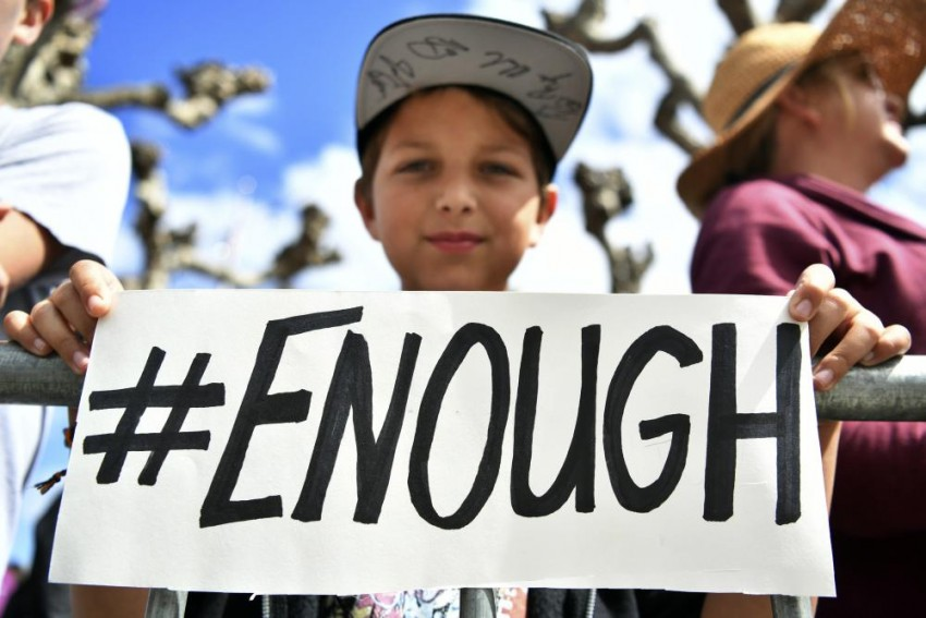March For Our Lives: Here's Why Thousands Of Students Are Protesting For Stronger Gun Laws In US