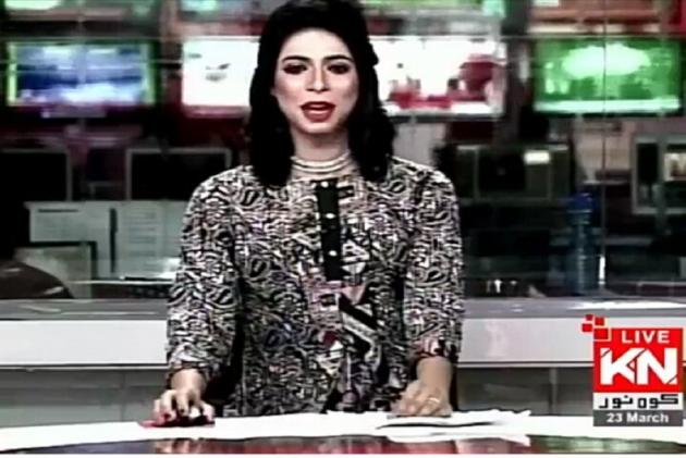 Pakistan Gets Their First Transgender News Anchor