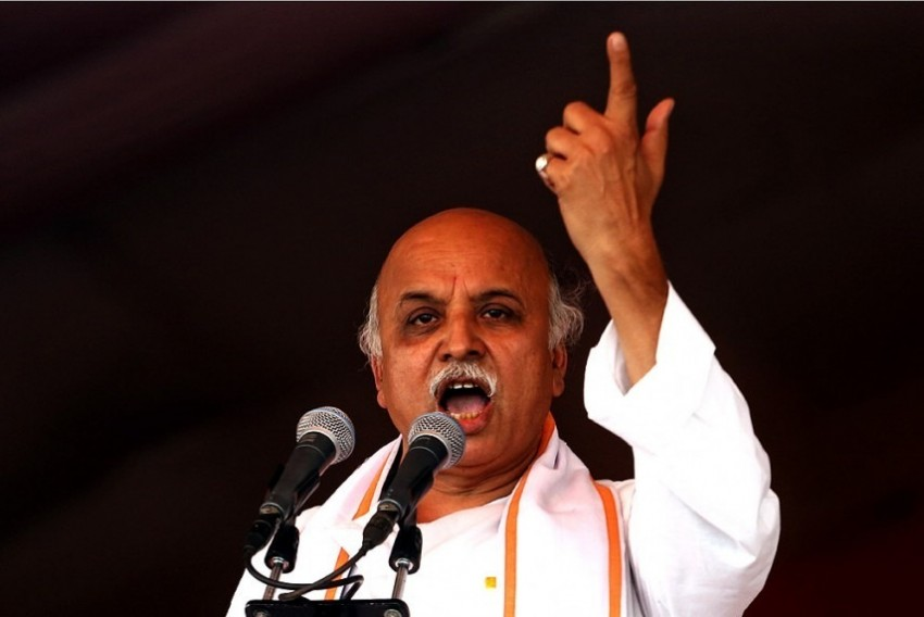 If Ayodhya Dispute Was To Be Solved By A Court, Then Why Was There An Agitation In 1992: VHP's Pravin Togadia