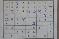 Temple Inscriptions Show Sudoku Was popular In Tamil Nadu 300 Years Ago!