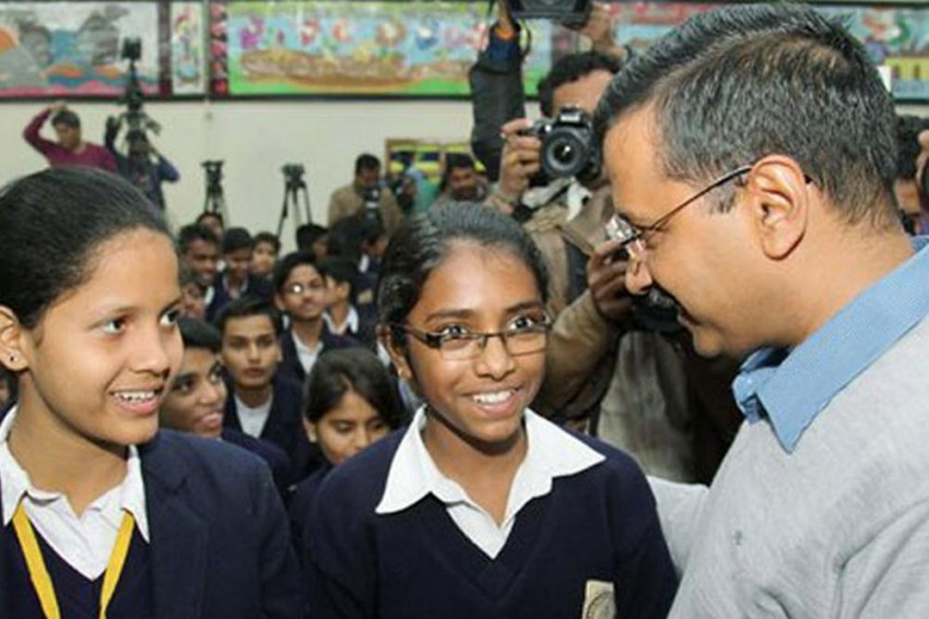 I Really Feel Sorry And Sad For The Students Who Have To Give Their Exams Again For No Fault Of Theirs: Kejriwal