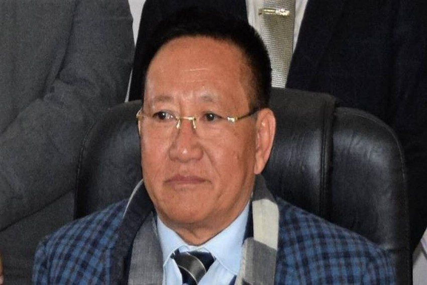 Nagaland Election Results 2018: CM T. R. Zeliang Wins By Over 5,000 Votes