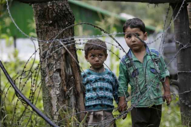 Children In J&K Living In Most Militarised Zone Of The World, 318 Killed In Last 15 Years, Says Human Rights Group Report