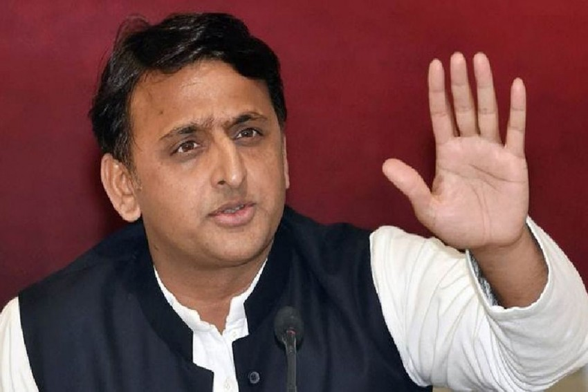 Yogi Govt Trying To Defame, Harass Political Opponents In UP: Akhilesh