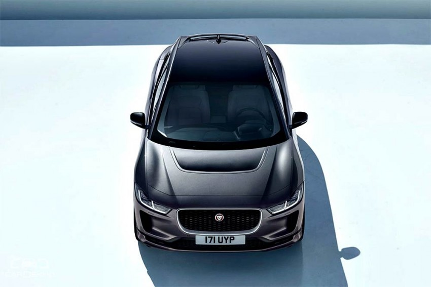 Jaguar Reveals Its First Electric SUV I-Pace