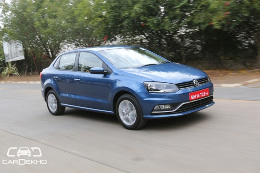 Volkswagen Planning To Launch Ameo GT TSI In India