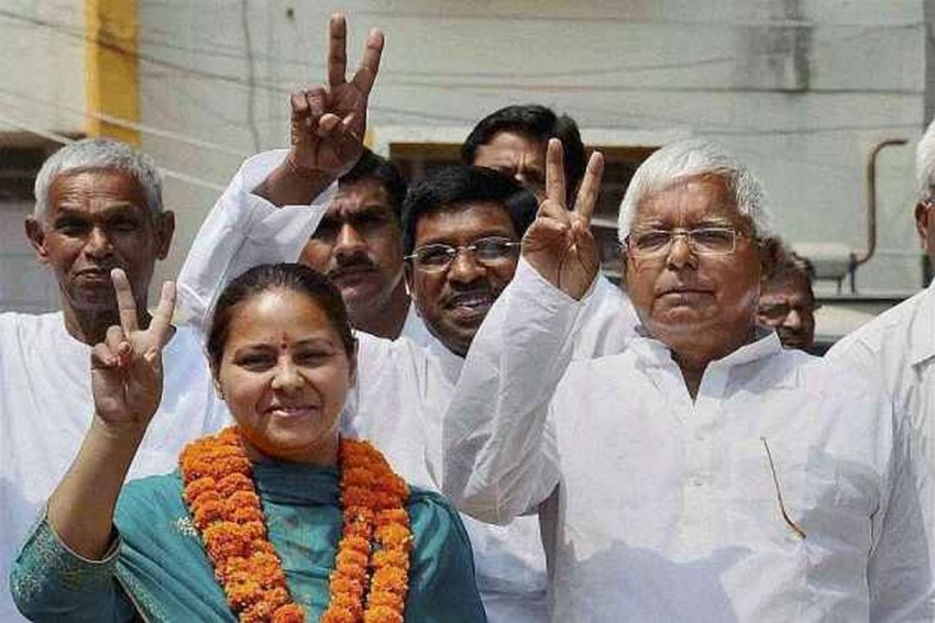 Lalu Prasad's Daughter Misa Bharti, Her Husband Granted Bail In Money Laundering Case