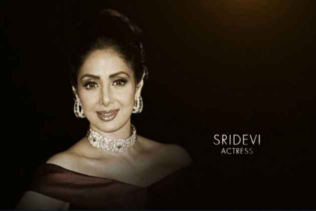 Shashi Kapoor, Sridevi Remembered At 90th Oscars