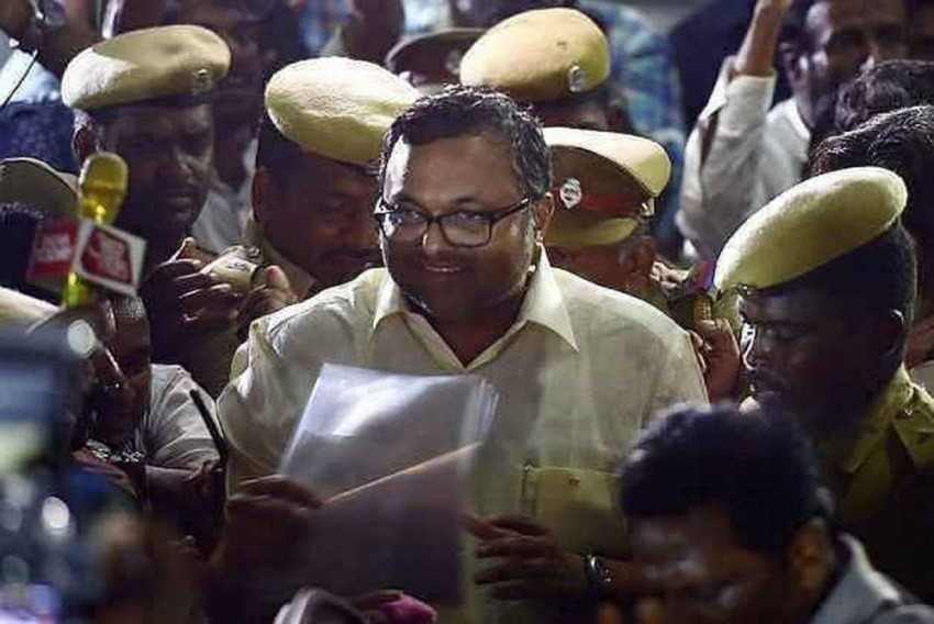 SC Refuses To Grant Karti Chidambaram Interim Protection From Arrest, CBI Seeks Extension of Custody