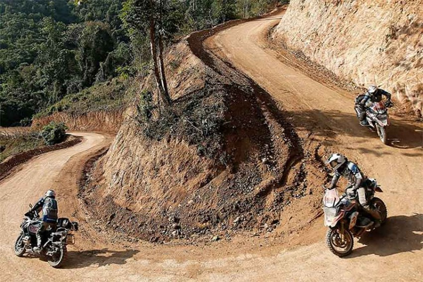 BMW Motorrad Introduces Safari Ride Experience