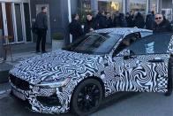Third-gen Volvo S60 Teased!