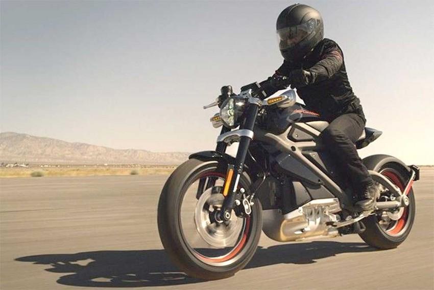 Harley-Davidson Buys Stake In Electric Startup
