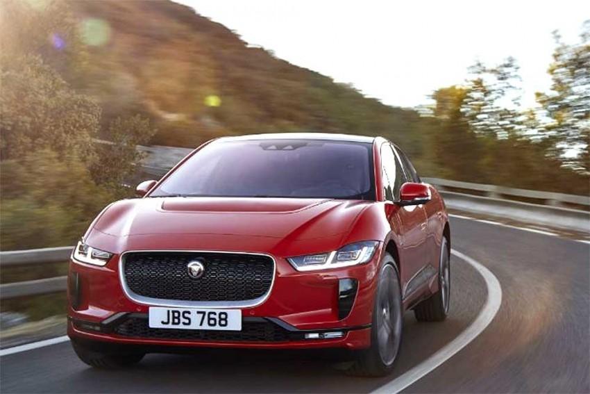 Jaguar I-Pace Sets Its Prowling Eyes On Tesla Model X