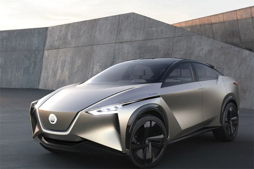 Nissan's IMx Kuro Concept Can Read Your Mind: Geneva Motor Show 2018