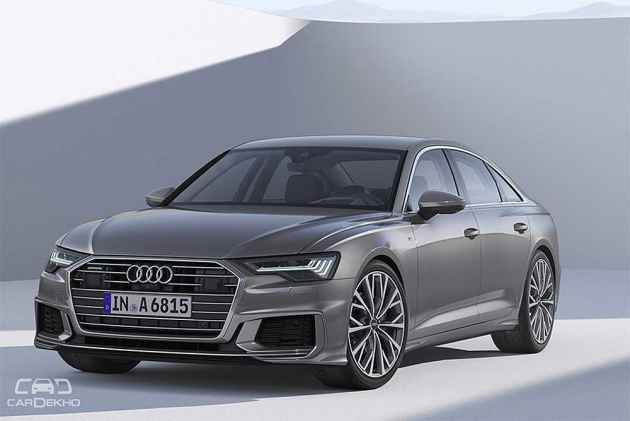 India-bound 2019 Audi A6 - Here's What's New