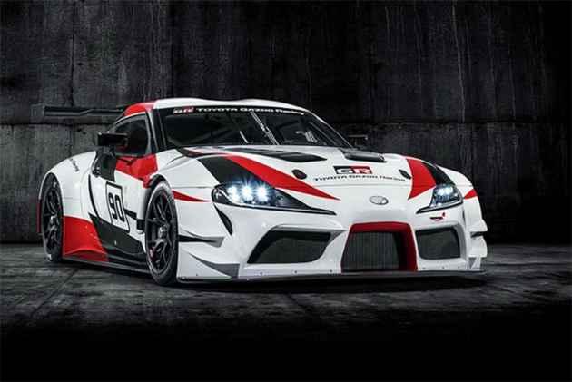 Toyota Unveils GR Supra Racing Concept: Geneva Motor Show 2018
