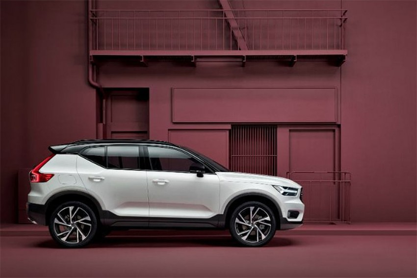 Volvo XC40 Wins European Car Of The Year 2018