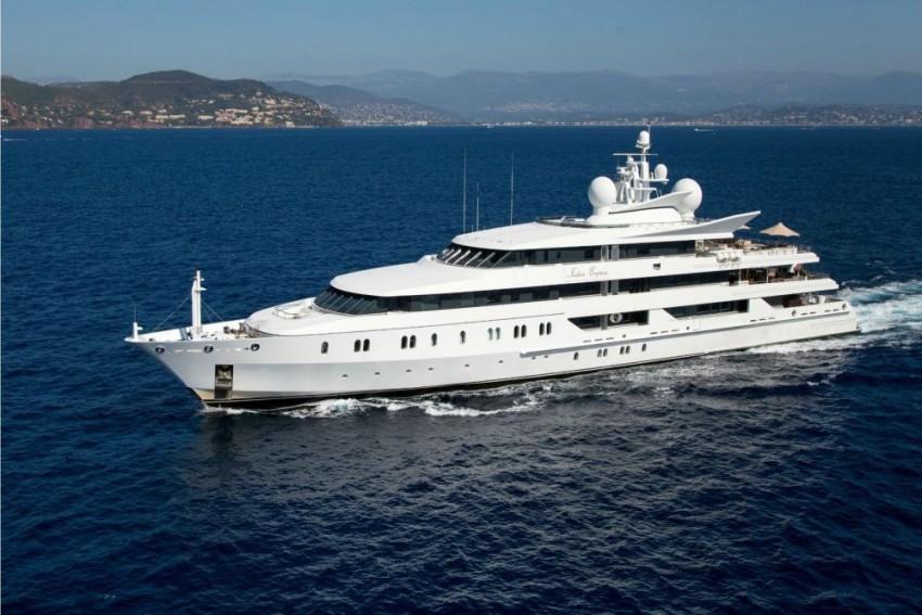 Vijay Mallya's Abandoned Luxury Yacht Seized Over Unpaid Wages Amounting to $1 Million In Malta