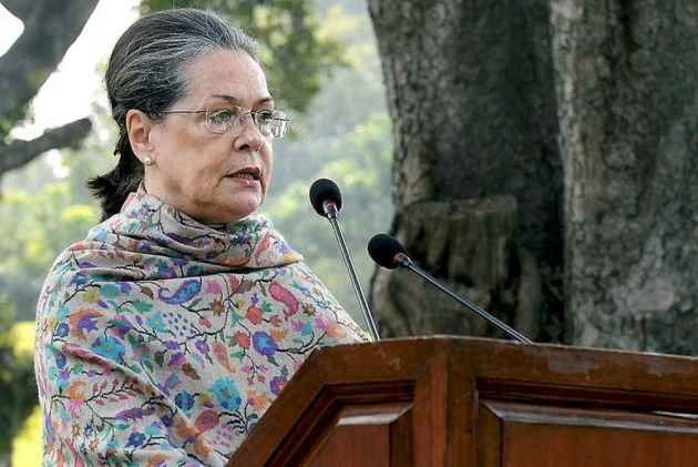 BJP Made People Believe Congress Is A Muslim Party, But We Have Always Been To Temples: Sonia Gandhi