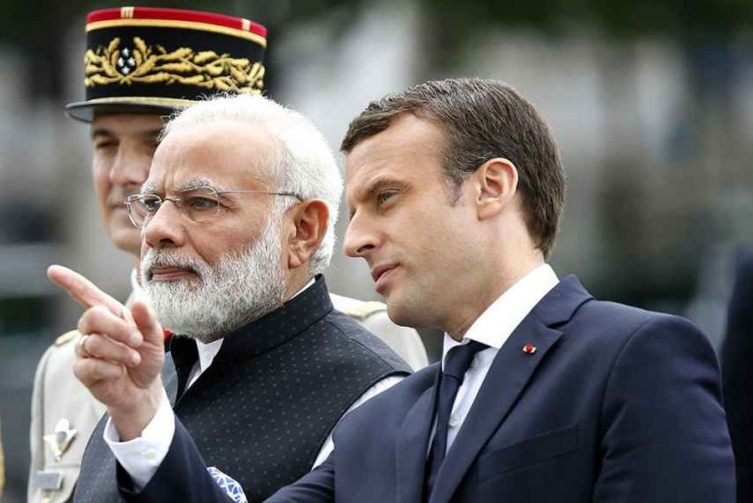 French President Emmanuel Macron To Arrive In India Today On Four-Day Visit