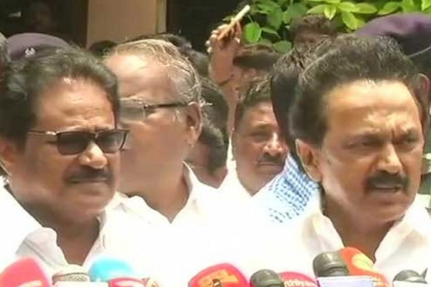 Cauvery: DMK-Led Opposition Parties Call For Tamil Nadu Bandh On April 5