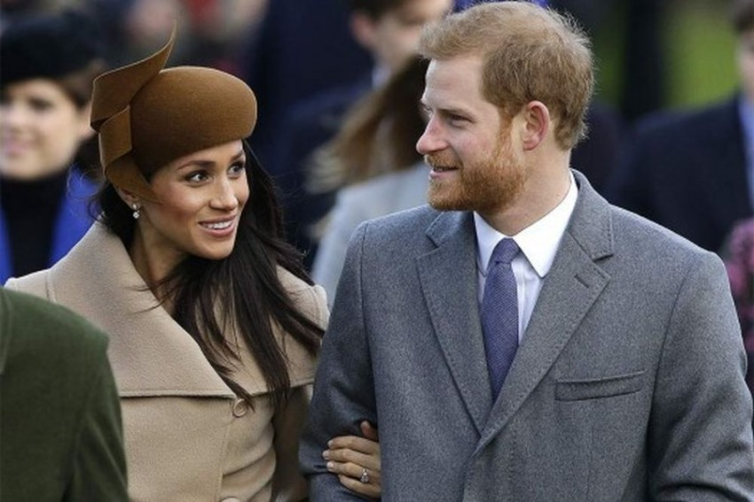 Britain's Prince Harry And Meghan Markle Pick Mumbai Based Charity For Wedding Gift Donations