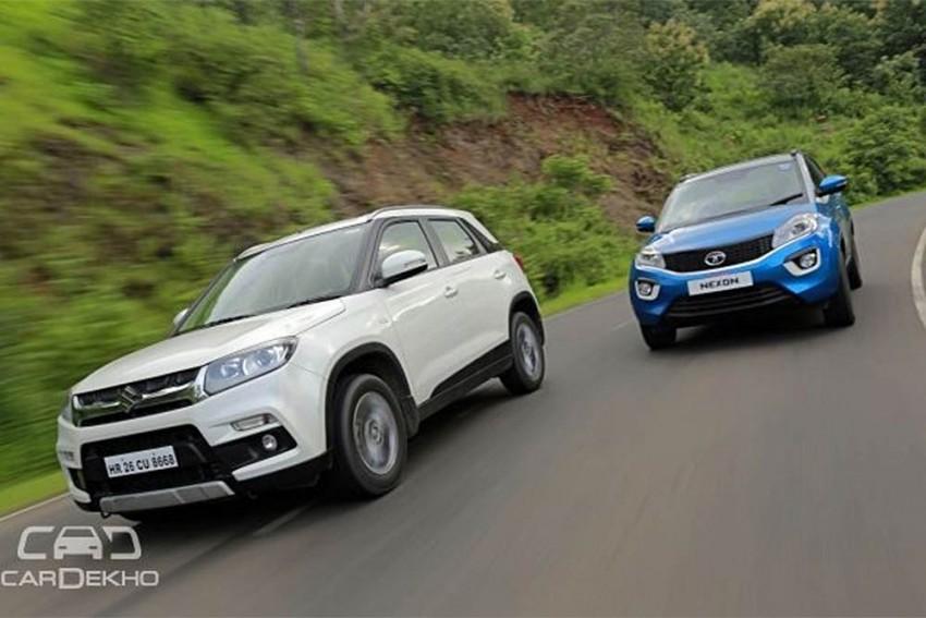Tata Nexon Vs Ford EcoSport Vs Maruti Vitara Brezza Vs Honda WRV: Which SUV Is Selling The Most?
