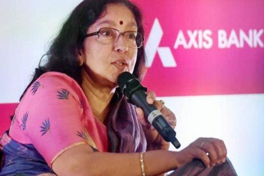 Shikha Sharma To Step Down As Axis Bank Chief On December 31, Nearly 30 Months Before Scheduled Term