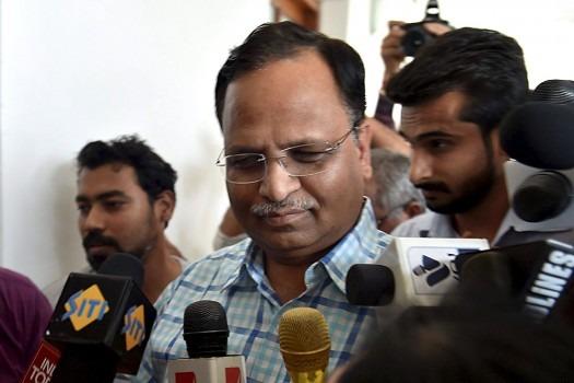 ED Questions Delhi Minister Satyendar Jain In PMLA Case Again