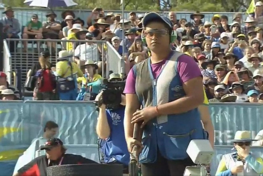Shreyasi Singh Claims Gold In Women's Double Trap Shooting Event To Swell India's Medals Tally