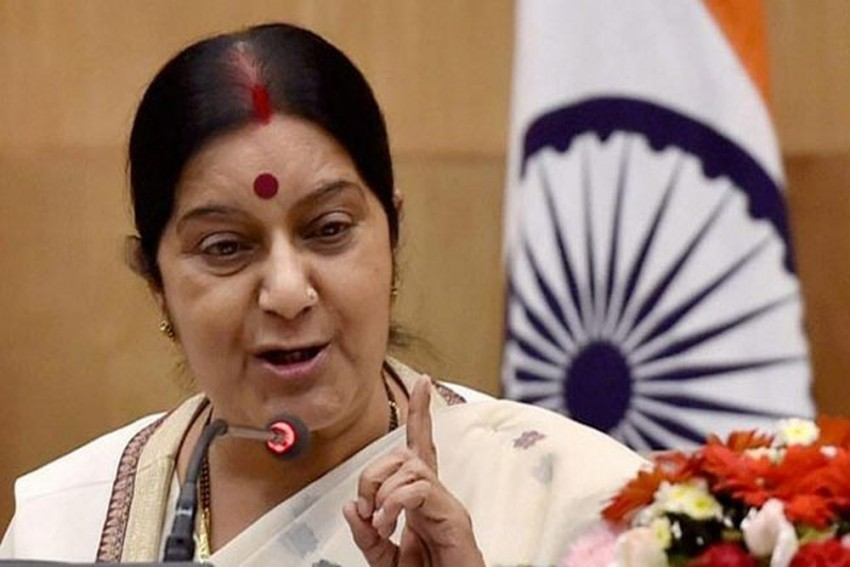 Sushma Swaraj Cancels Meeting With Canadian Foreign Minister Over Jaspal Atwal Row