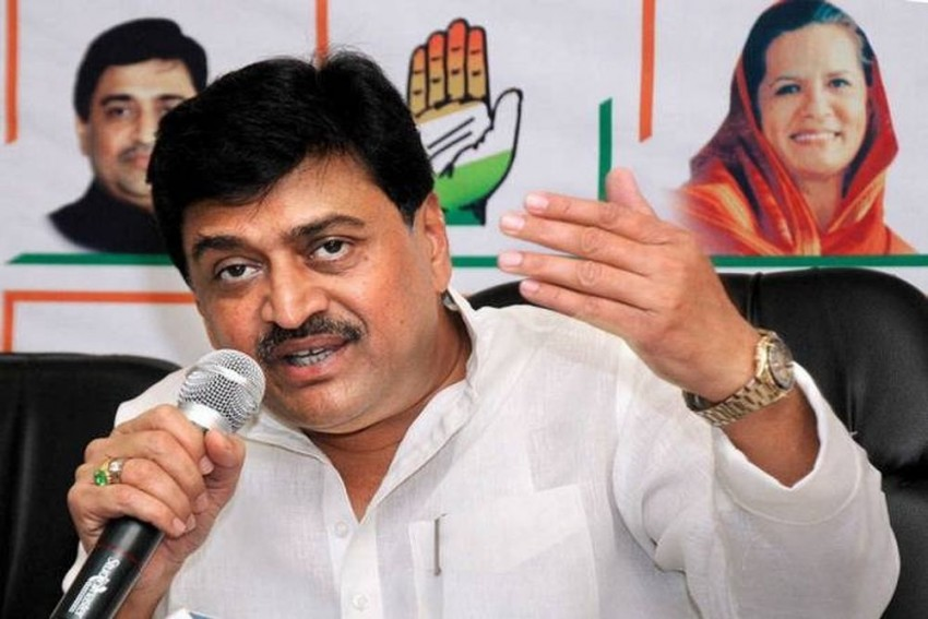 BJP Fast An Attempt To Hide Government's Failures, Says Ashok Chavan