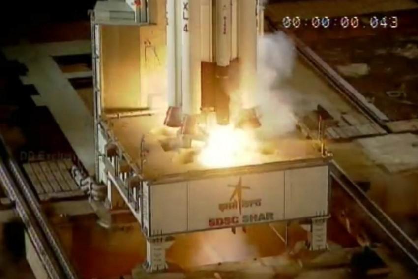 ISRO Successfully Launches Navigation Satellite INRSS-1I