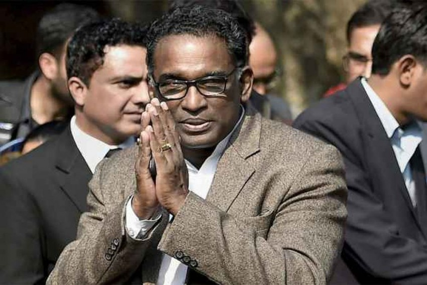 Justice Chelameswar Refuses To List Former Law Minister's Plea Against CJI, says 'Reasons Are Too Obvious'