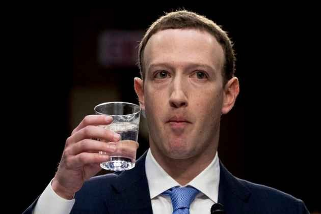Facebook Founder Mark Zuckerberg Says His Data Also Harvested And Sold By Cambridge Analytica