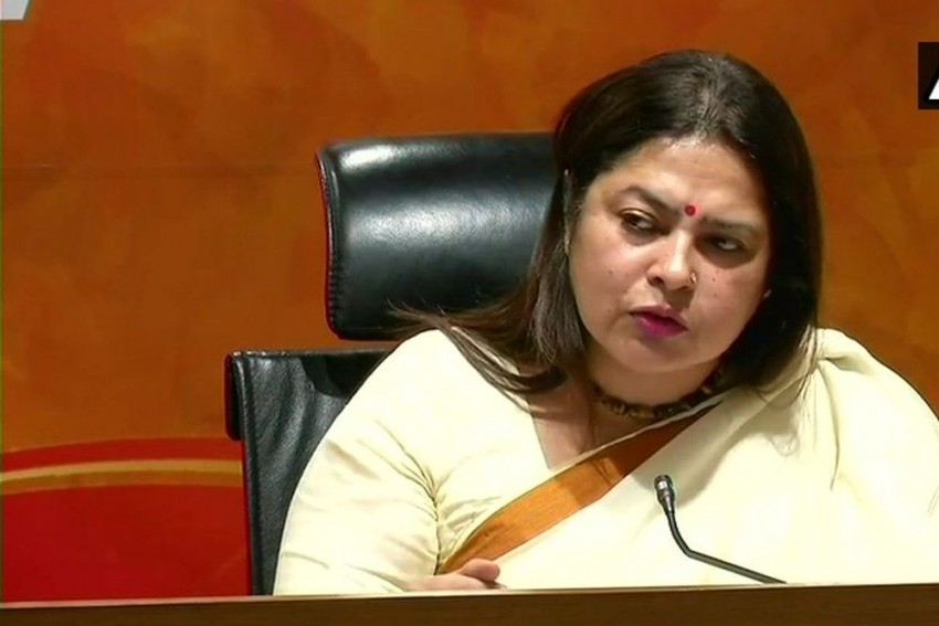 Why No Candlelight Vigil For Other Rape Victims, Asks BJP MP Meenakshi Lekhi