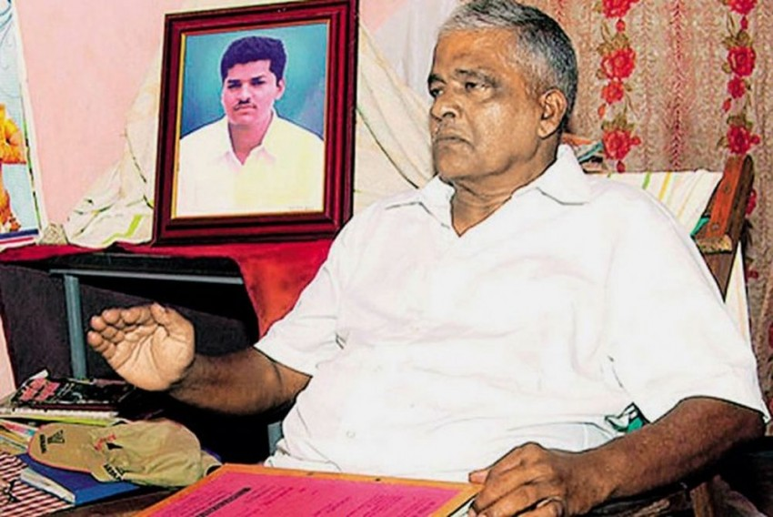 Ishrat Jahan Fake Encounter Case Petitioner Gopinath Pillai Killed In Road Accident