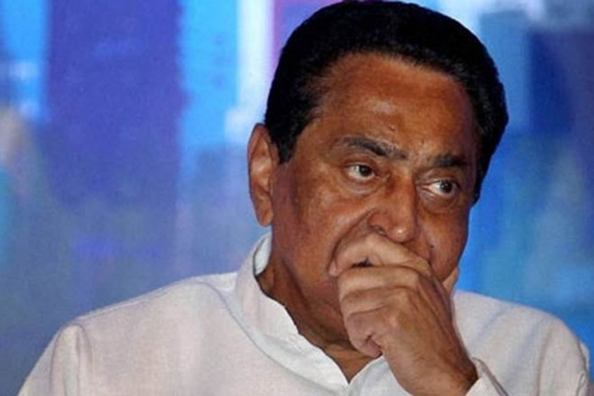 Chopper Carrying Kamal Nath Loses Way, Lands Safety After 40 Minutes In Madhya Pradesh