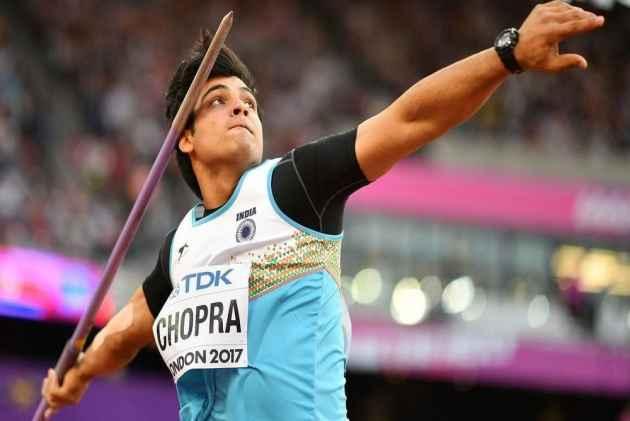 CWG 2018: India's Neeraj Chopra Wins Gold In Javelin Throw