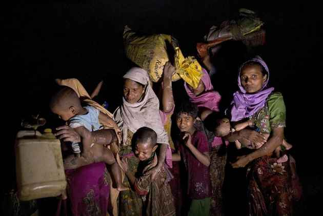 Myanmar Military On UN Blacklist For Carrying Out Rapes And Sexual Violence On Rohingyas