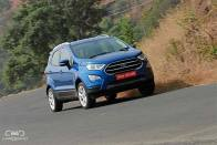 Ford EcoSport Gets New Features; Parking Sensors Now Standard