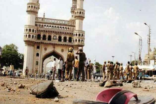 Hours After Delivering Mecca Masjid Blast Verdict,Special NIA Judge Ravinder Reddy Resigns