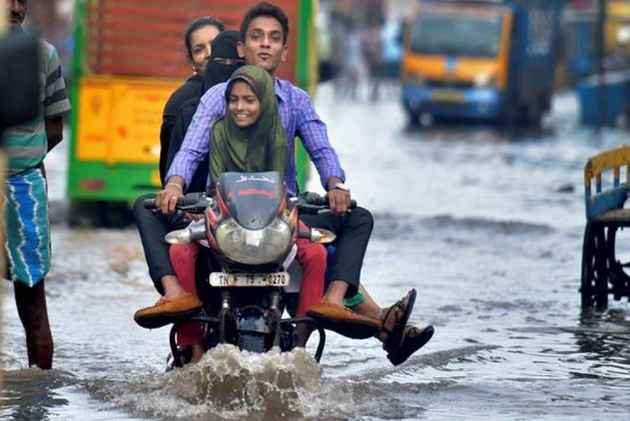 CHEERS !!! Indian Monsoon Is Recovering After Decades Of Decline